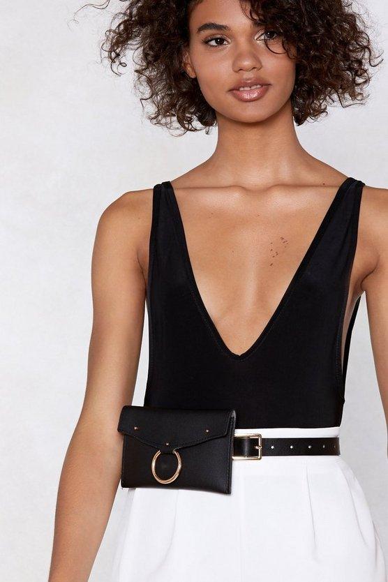 Want Circle Of Life Belt Bag by Nasty Gal