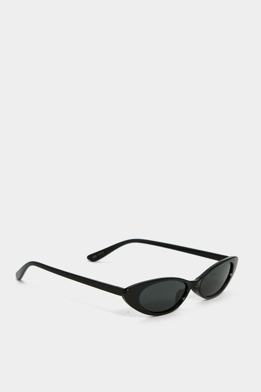 5d71151403b Who Do You Think You re Kitten Cat-Eye Sunglasses