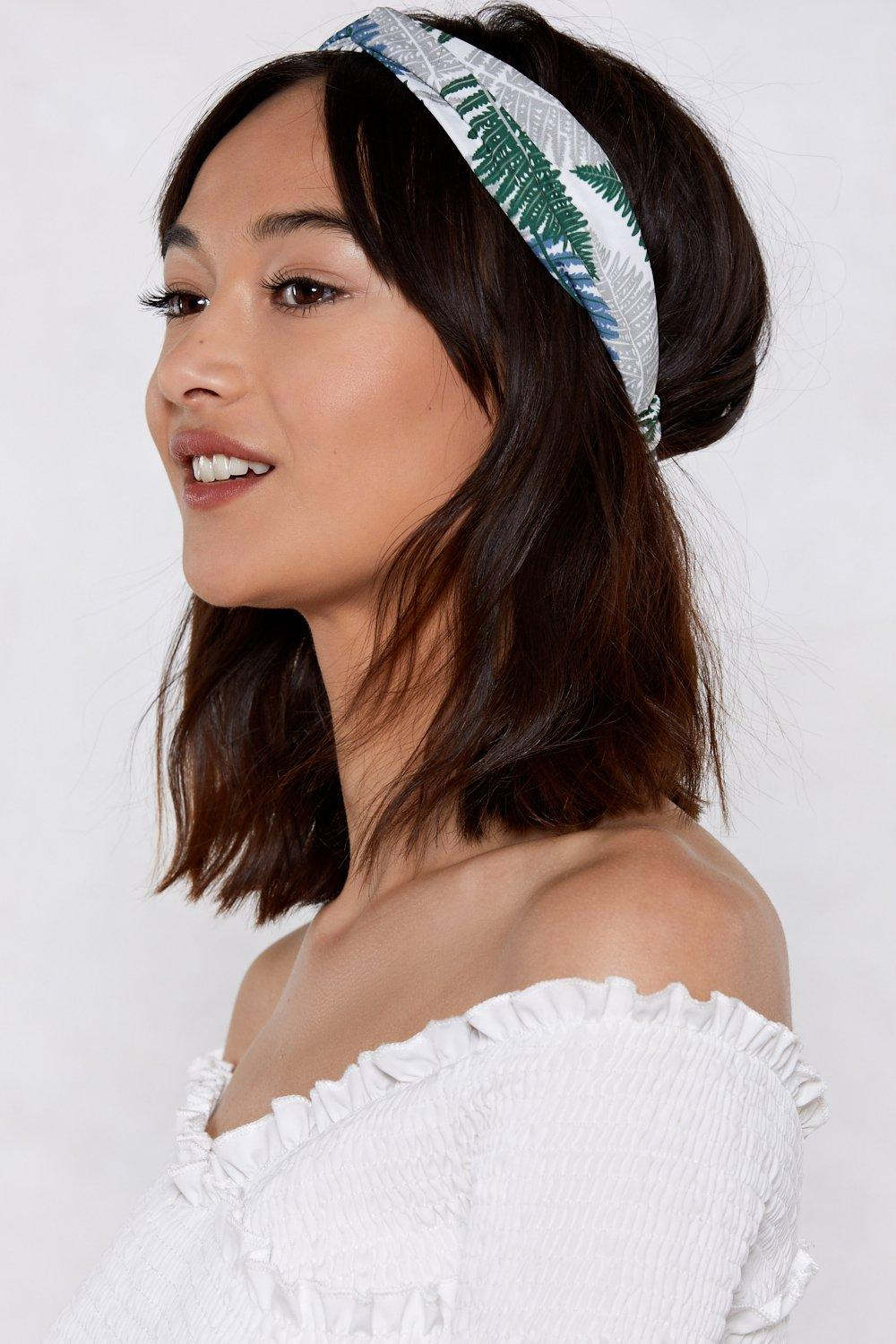 Be-Leaf Me Knot Headband  ecfad7958a6