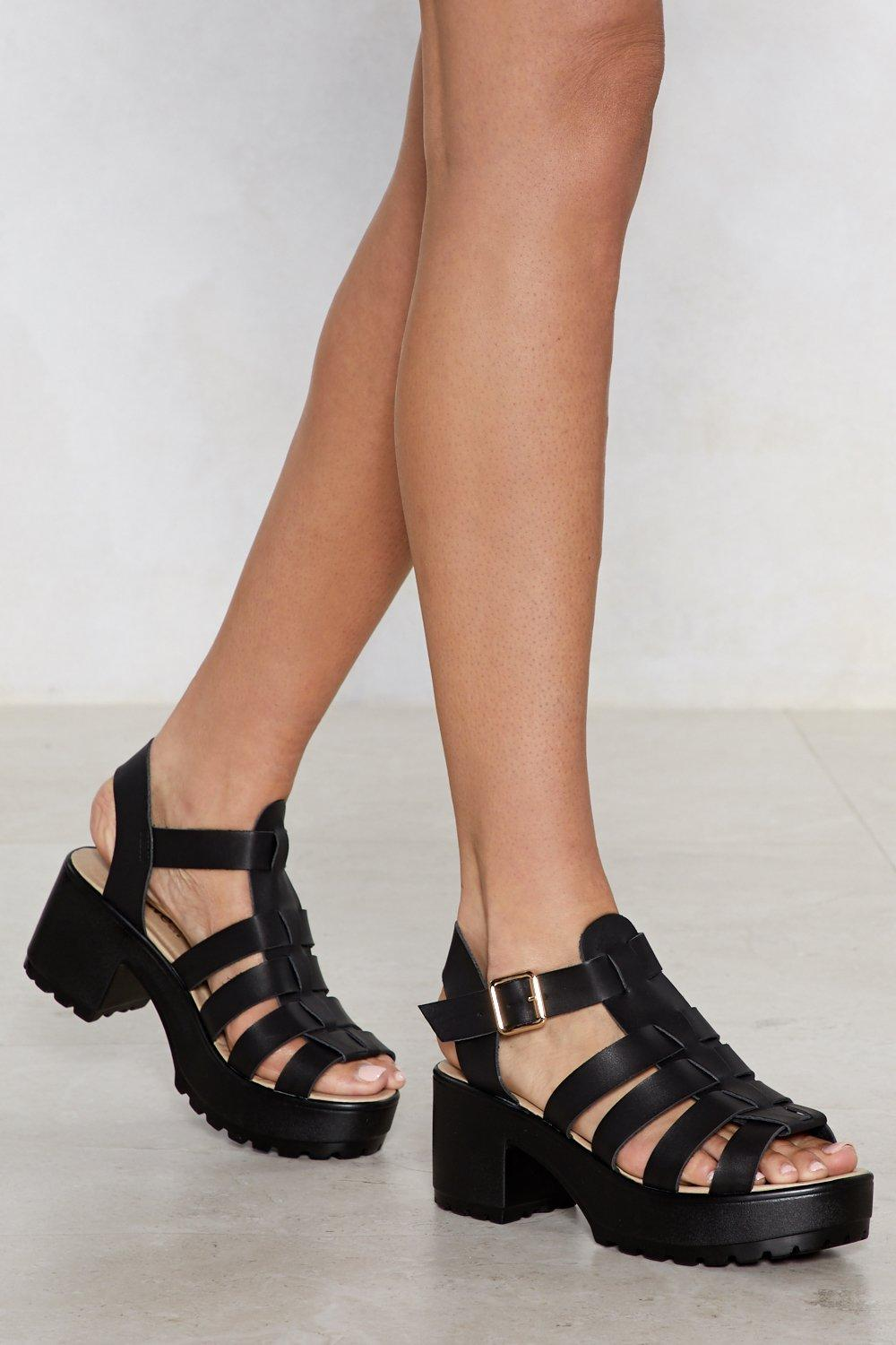efaa5d5efbc There s No One Gladiator Sandal