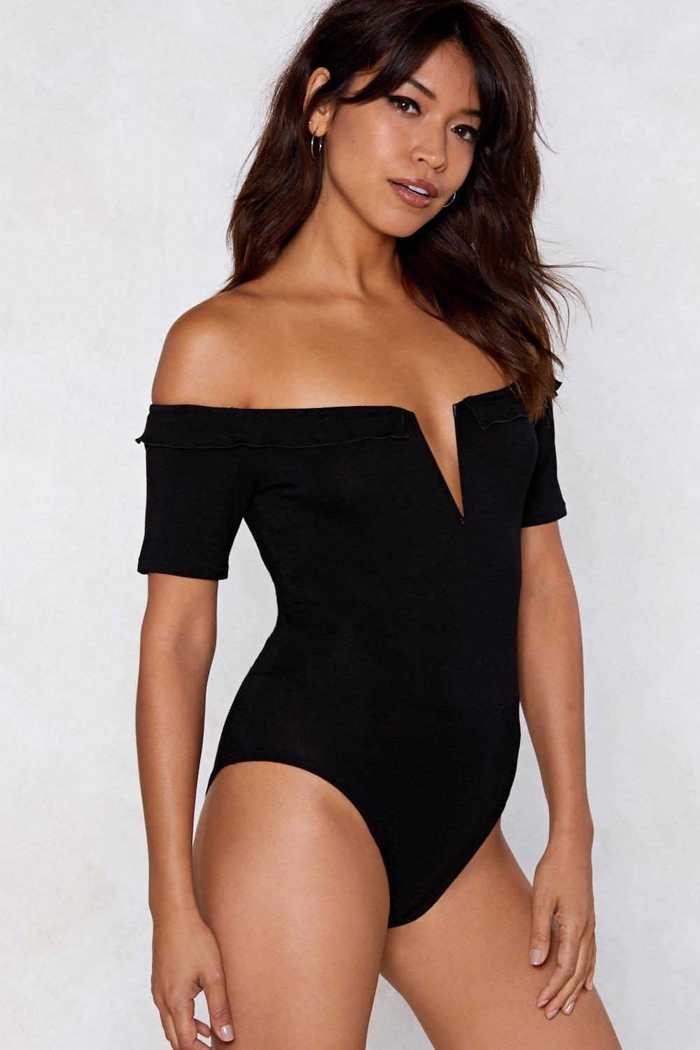 a3a0798420 I Wanna V Yours Bodysuit. Hover to zoom