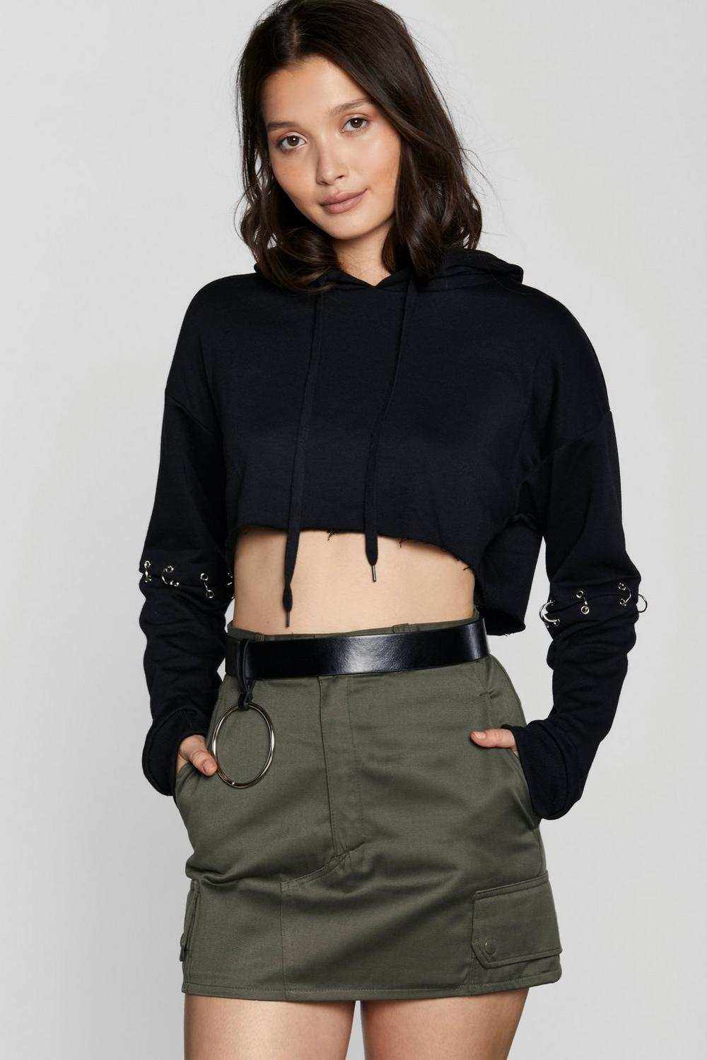 ad3f50623 After Party Vintage Army Brat Mini Skirt | Shop Clothes at Nasty Gal!