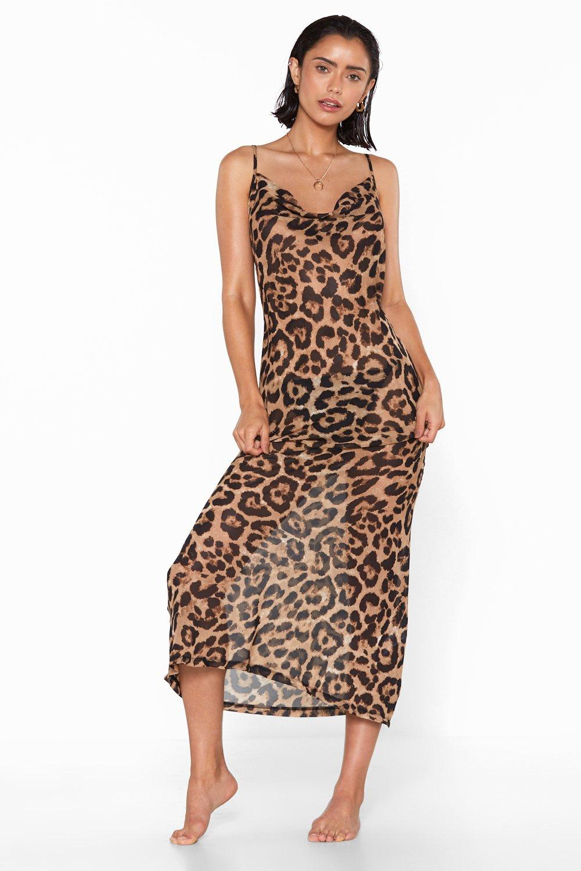 d0a103ae5e129 Take a Wild Guess Leopard Dress | Shop Clothes at Nasty Gal!