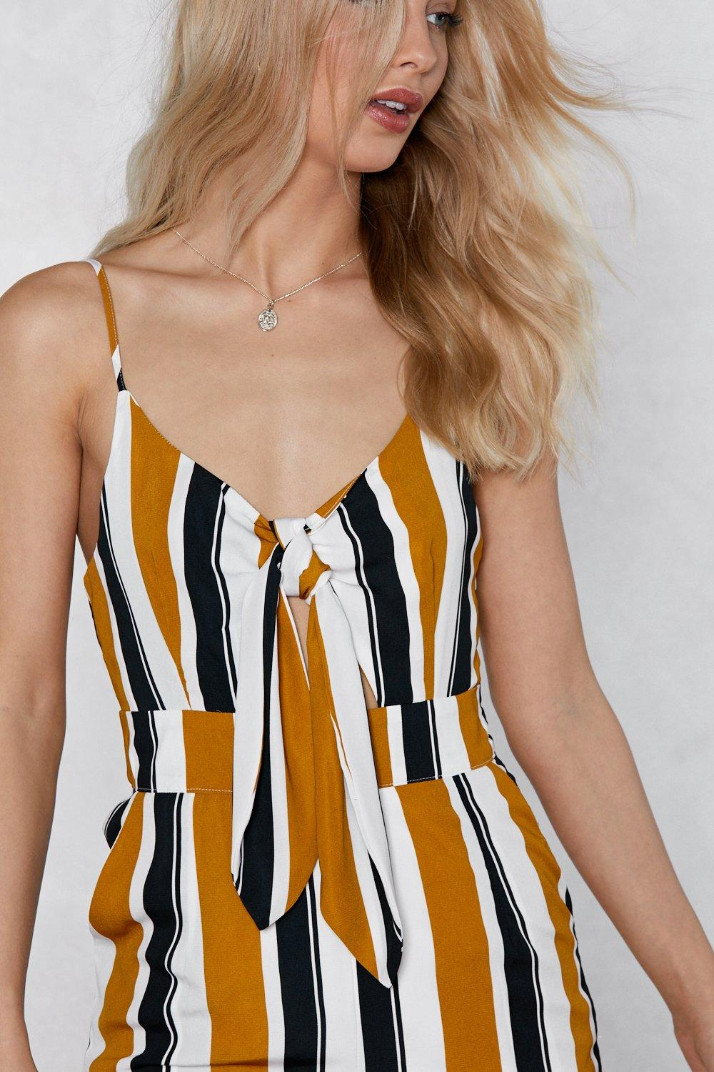 551a5d9d2232 If the Stripe is Right Jumpsuit