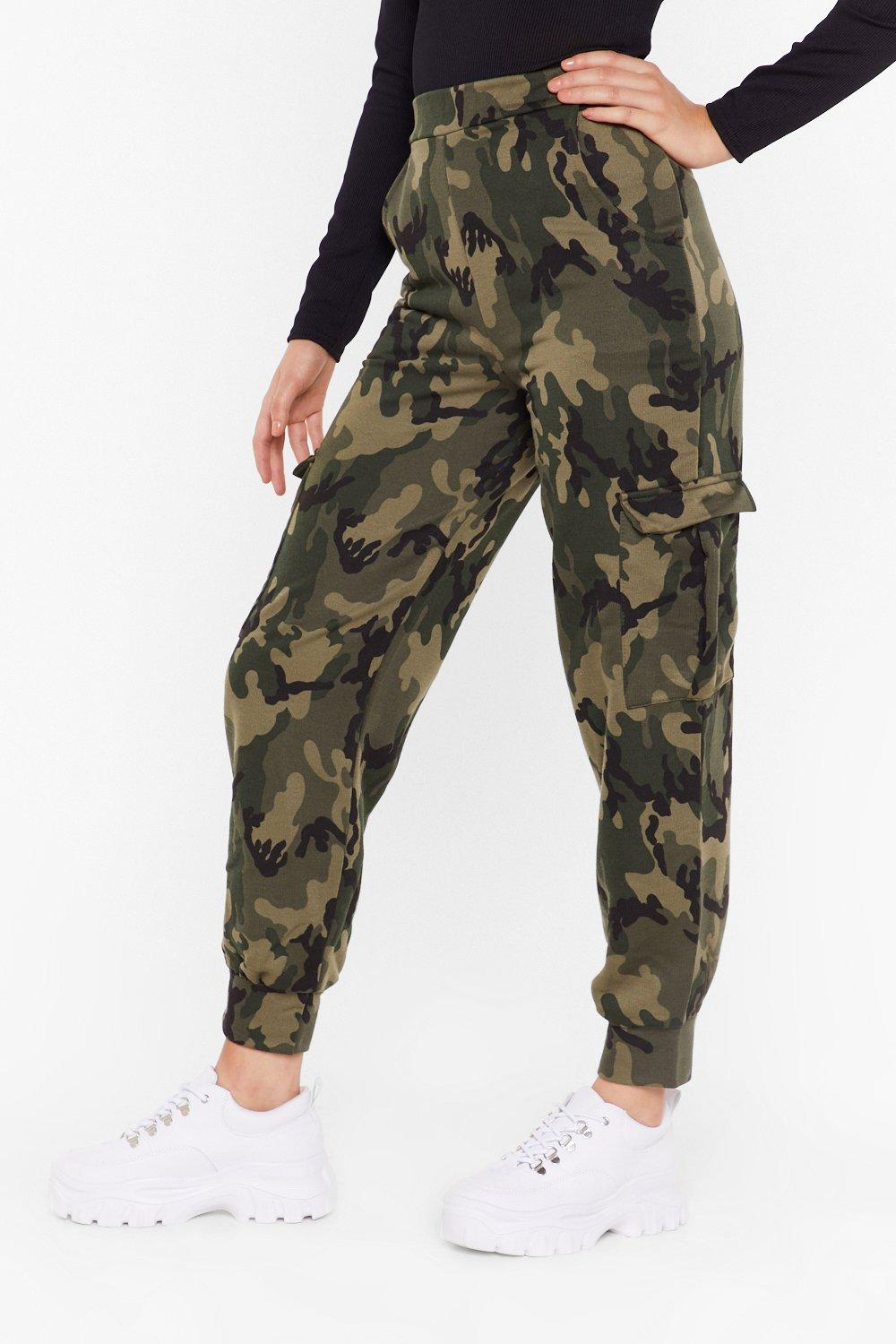091d90159204 March On Camo Joggers