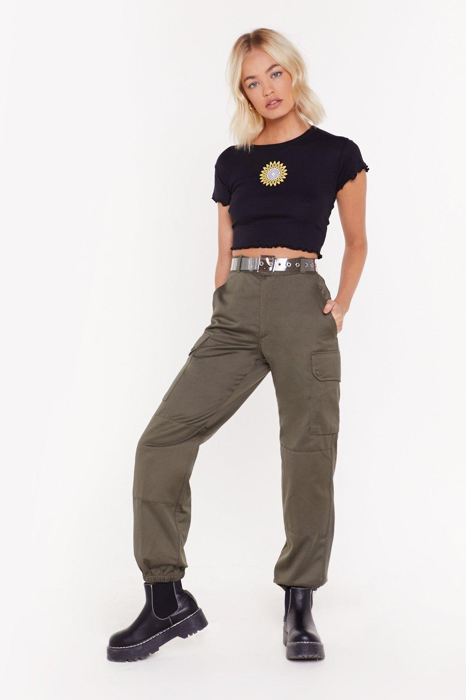 survivor utility pants shop clothes at nasty gal