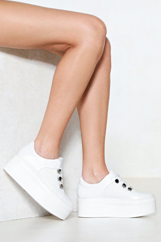 531158045a3 Up Top Platform Sneaker