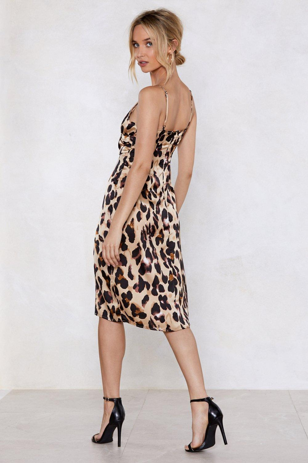 22ed9cf231 So Fierce Leopard Dress | Shop Clothes at Nasty Gal!