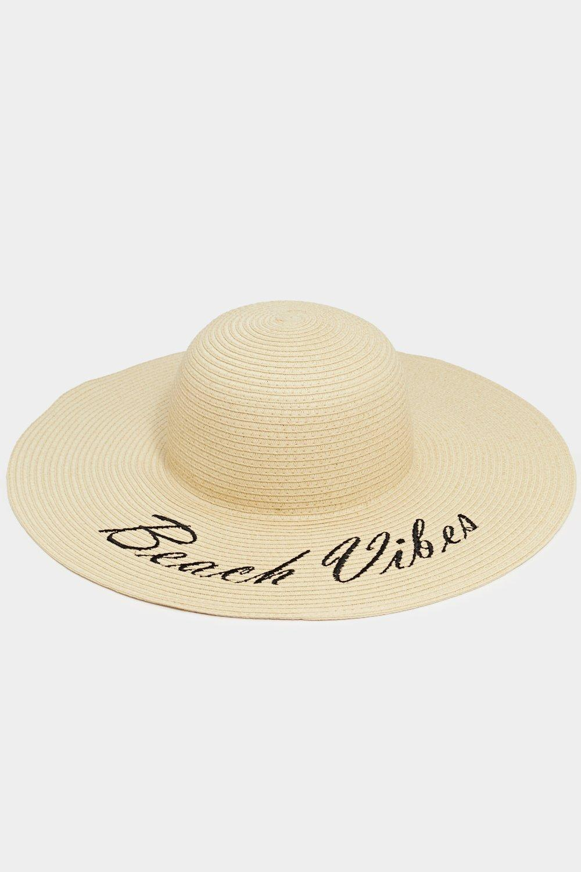 8da8b23c Beach Vibes Always Floppy Hat | Shop Clothes at Nasty Gal!