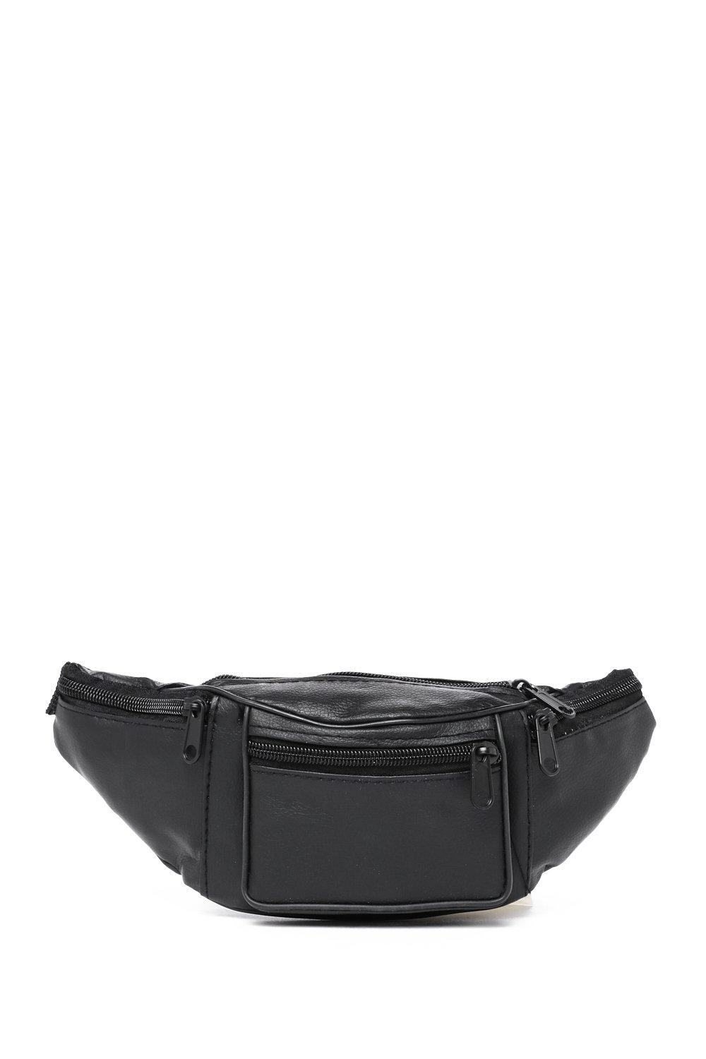 09622d24064f WANT Me First Faux Leather Fanny Pack