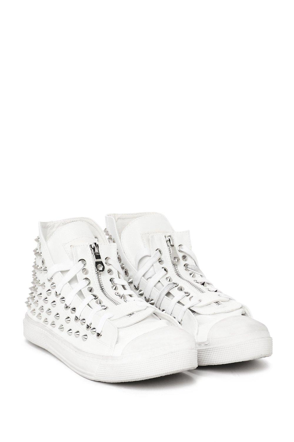 Leave Your Mark Studded Sneaker free shipping view low shipping fee sale online clearance ebay best sale for sale V3jvJePgr