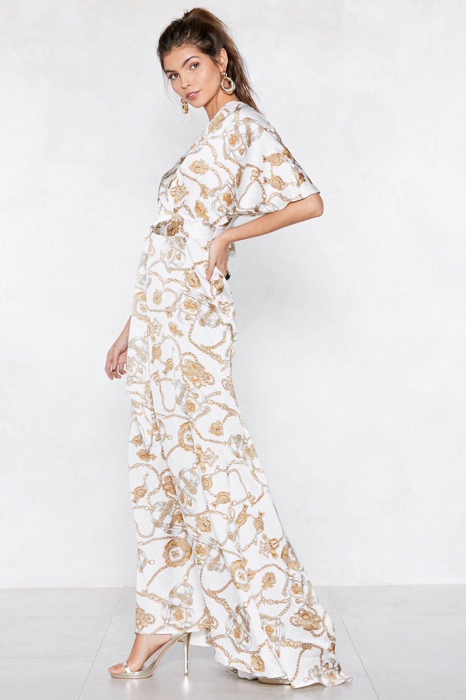 At the Top Baroque Dress | Shop Clothes at Nasty Gal!