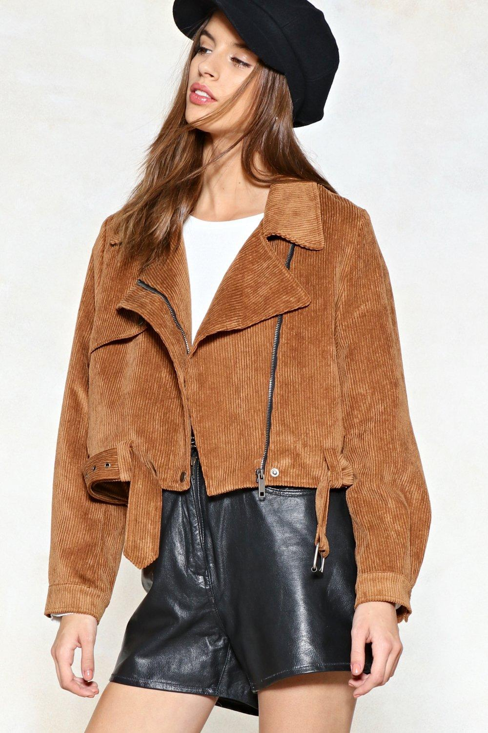 e3cc6f00e Play the Right Cords Moto Jacket | Shop Clothes at Nasty Gal!