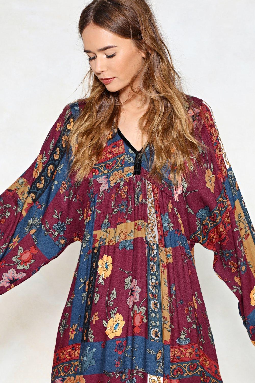 Woodstock Dress