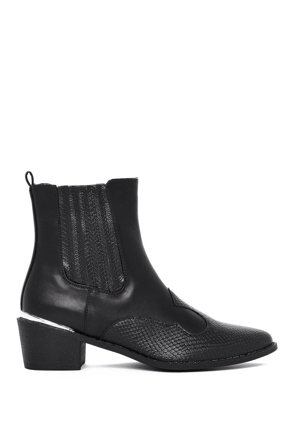 outlet hot sale I Love Croc 'N Roll Faux Leather Boot cheap sale extremely cheap affordable fashionable sale online eastbay online 0lXB3wNJ