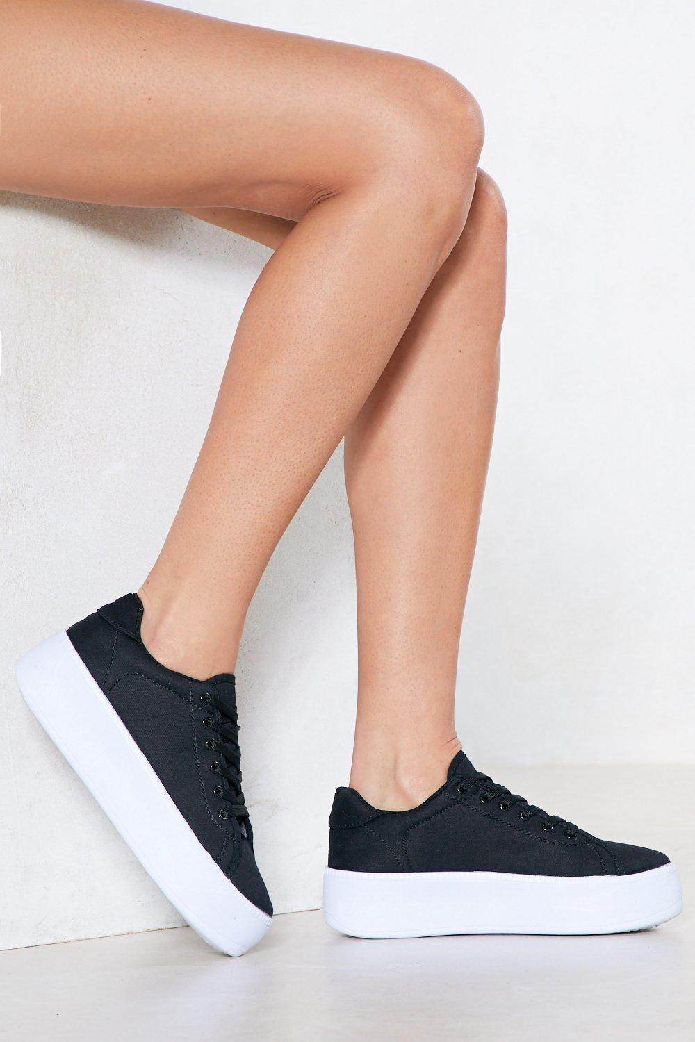 db52a9b5798d4 Rise Up Platform Sneakers | Shop Clothes at Nasty Gal!