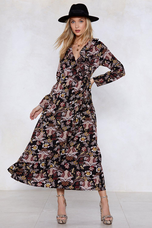 b62050693b3ba One Floral You Maxi Dress   Shop Clothes at Nasty Gal!