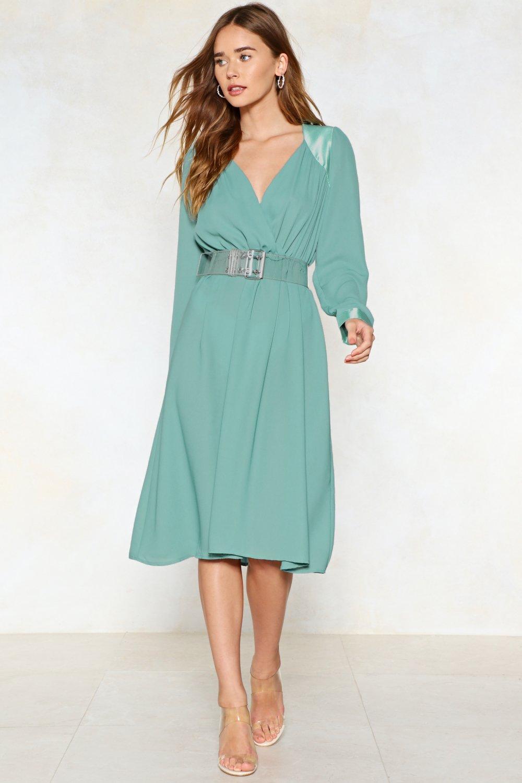 Let\'s Get Together Wrap Dress | Shop Clothes at Nasty Gal!