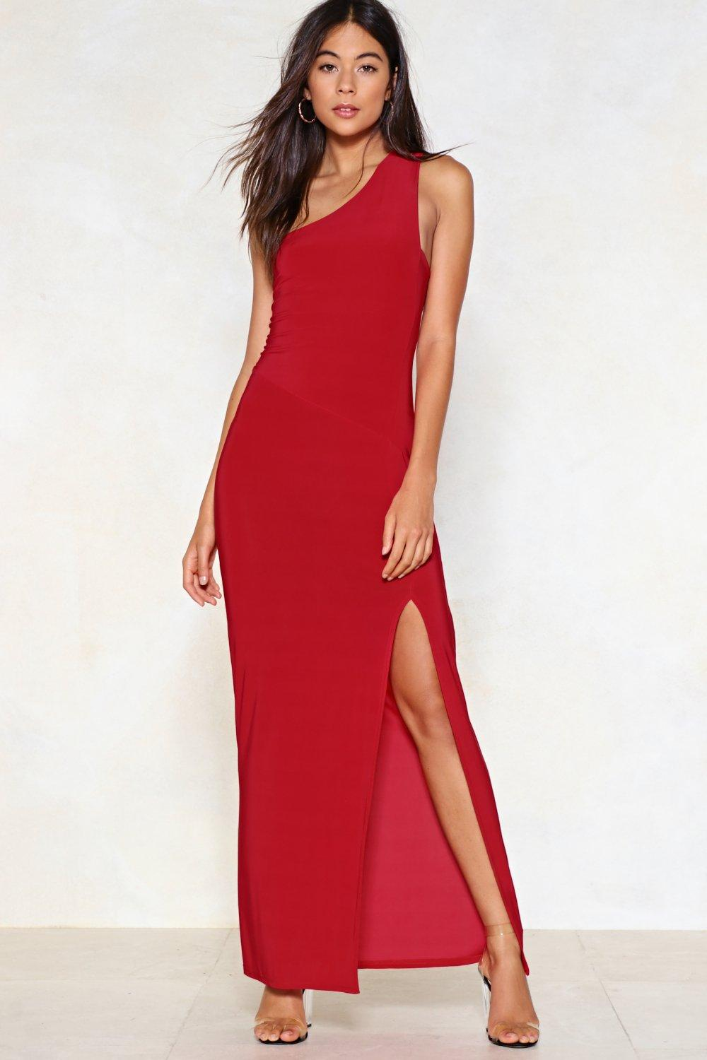 920eb48fbfd0 The Perfect Slit Maxi Dress | Shop Clothes at Nasty Gal!