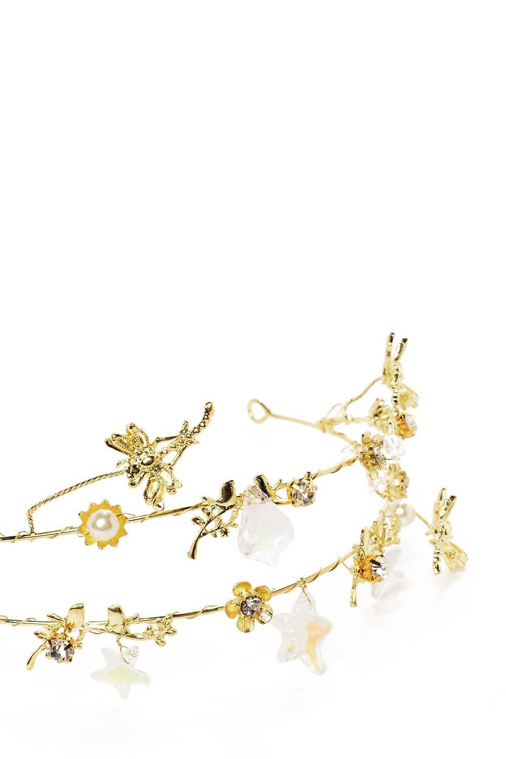 Being a queen floral crown shop clothes at nasty gal being a queen floral crown izmirmasajfo