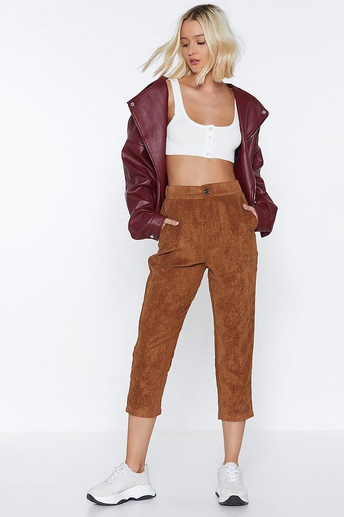 the sale of shoes outlet best deals on Strike a Corduroy Pants | Shop Clothes at Nasty Gal!