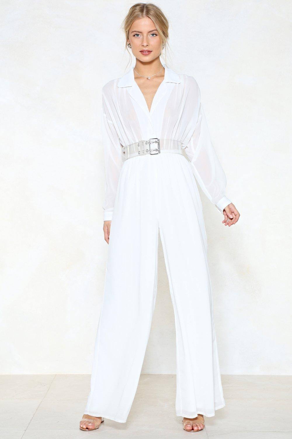 e76f90c799f Jump to It Wide-Leg Jumpsuit