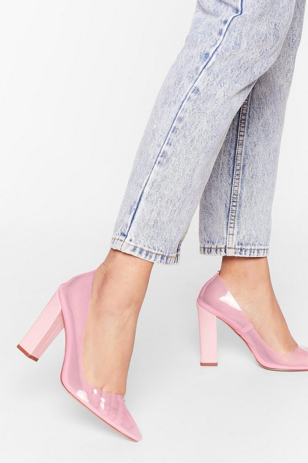 clearance great deals discount really Barbie Girl Perspex Court Heel eastbay cheap price sale with mastercard BwW3U9N6Jq