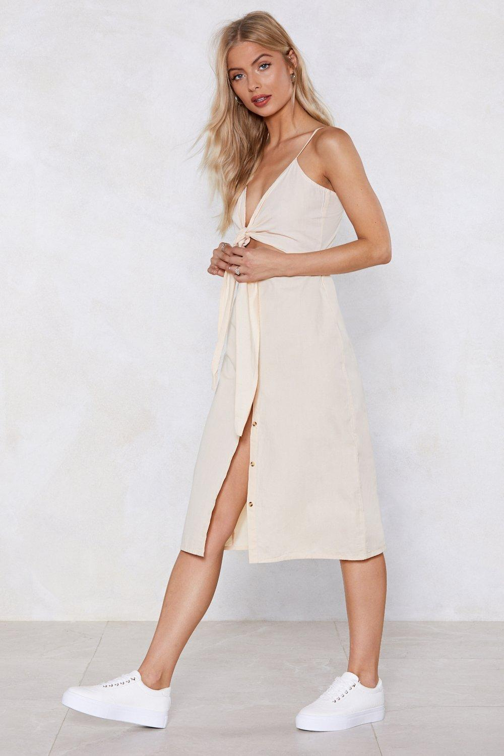 1242ded64cc0 Cut-Out the Middle Woman Midi Dress | Shop Clothes at Nasty Gal!