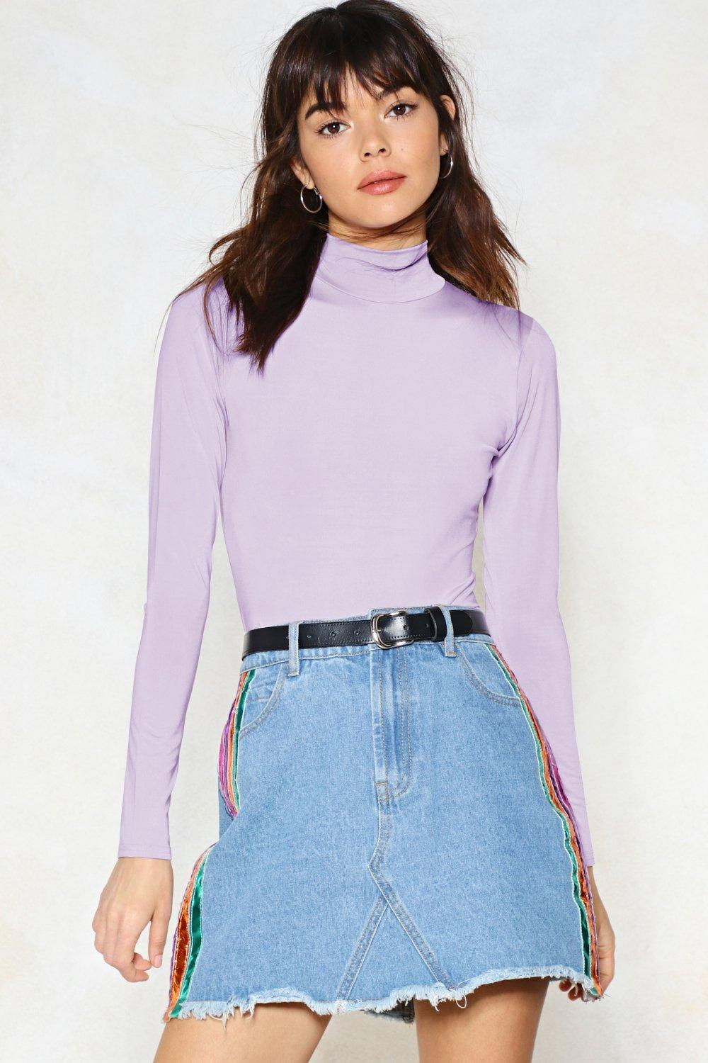 fbc15f608 Up to My Neck Turtleneck Top | Shop Clothes at Nasty Gal!