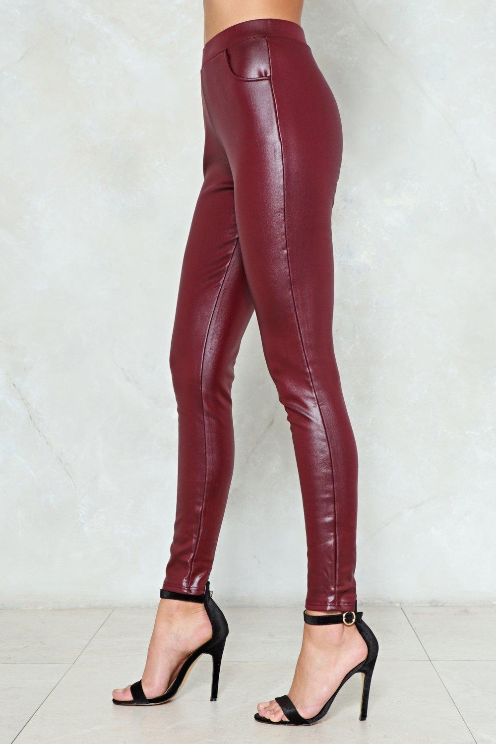 leather leggings pics