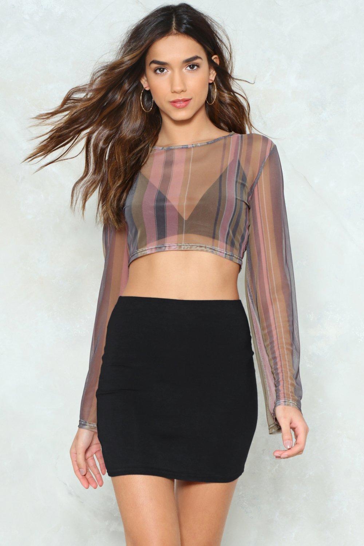 d94e8aea74 Short Term Mini Skirt | Shop Clothes at Nasty Gal!