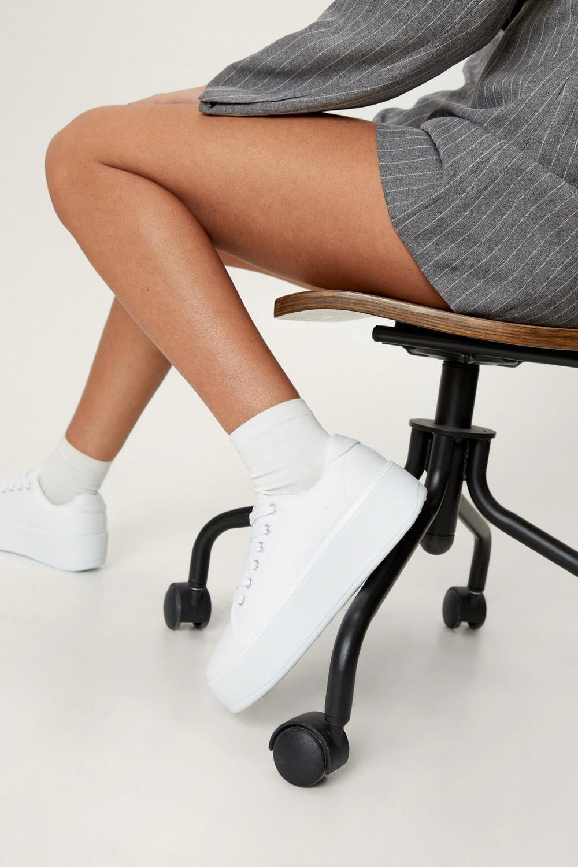 ee136046f Rise Up Platform Sneaker | Shop Clothes at Nasty Gal!