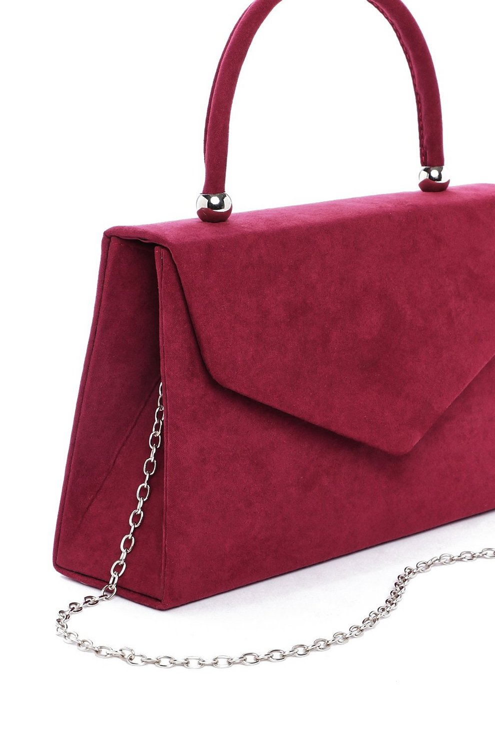 886a7a949b50c WANT Fold Me Down Faux Suede Bag | Shop Clothes at Nasty Gal!
