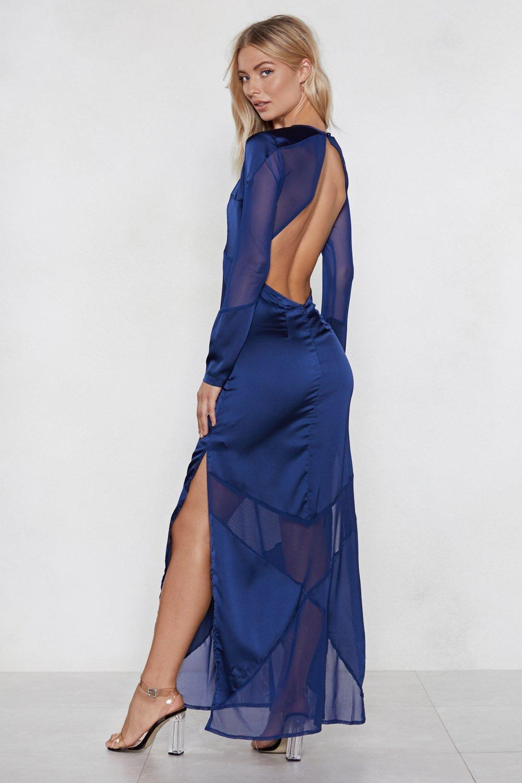 Skirt Maxi Dress