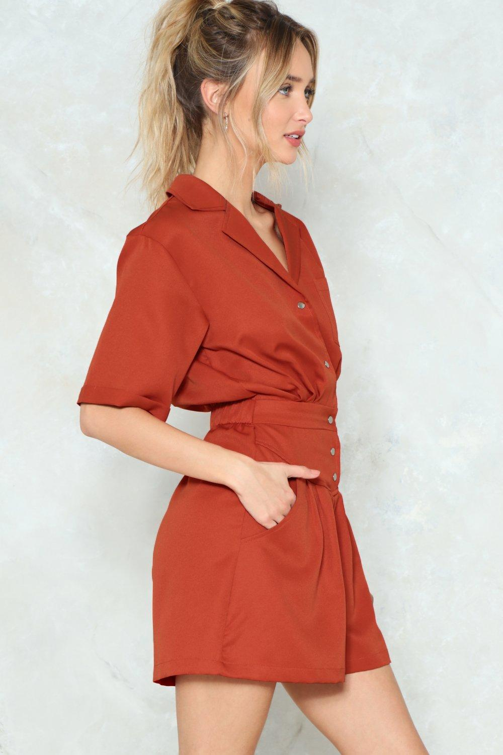 fe622ff737be Shirt and Sweet Romper