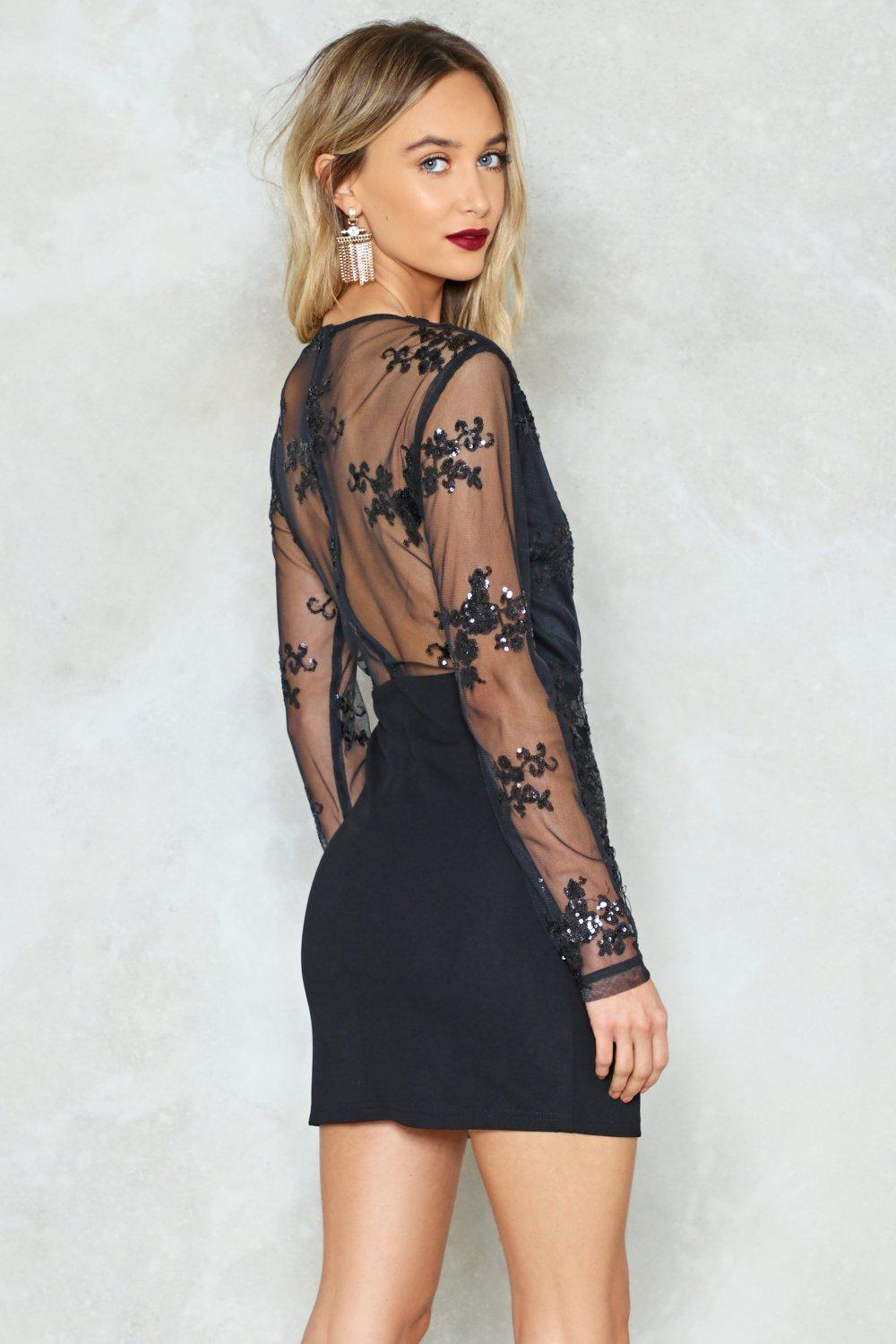 0fa5acb3809 How Low Can You Go Sequin Dress | Shop Clothes at Nasty Gal!