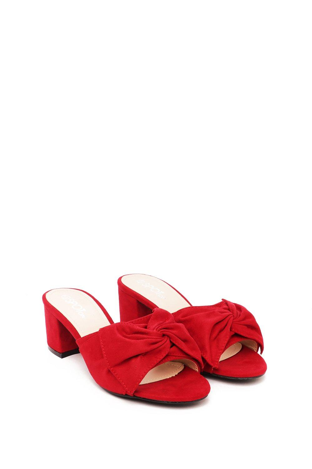 tie knot mules