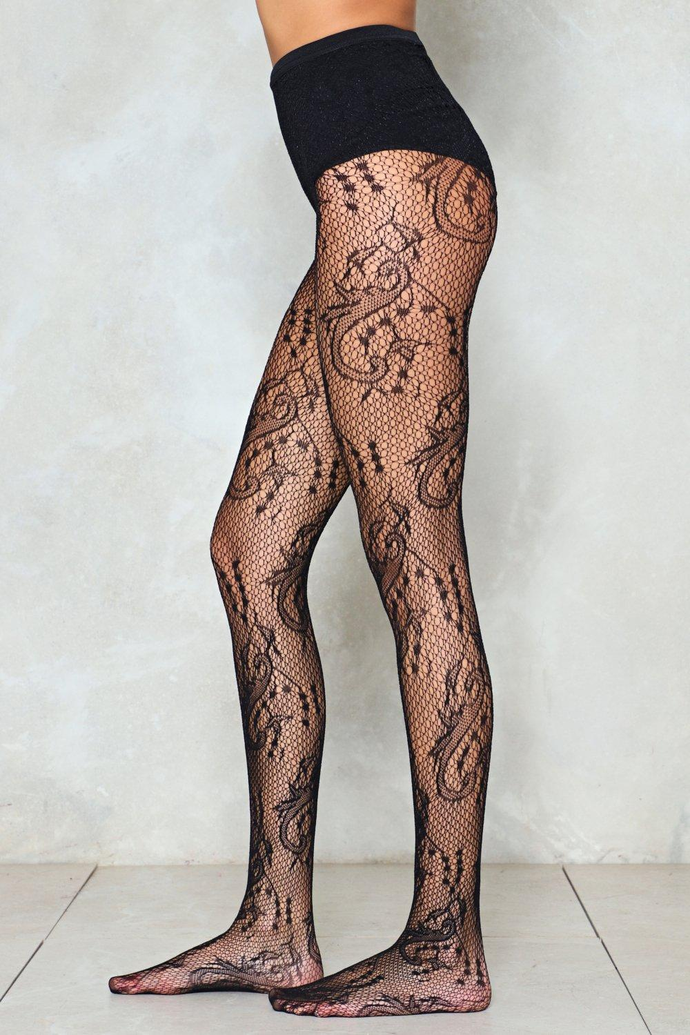 2a0dad101366b7 Net Your Business Pattern Fishnet Tights | Shop Clothes at Nasty Gal!