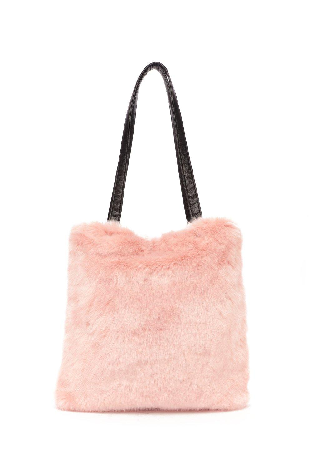 f9b130f99 WANT Fur the Greater Good Faux Fur Bag | Shop Clothes at Nasty Gal!