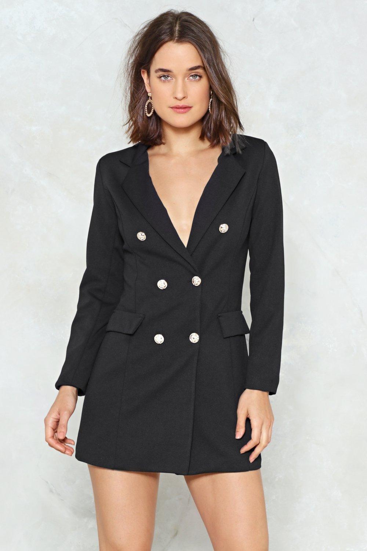 b58a5f205a13 Lottie Blazer Dress | Shop Clothes at Nasty Gal!