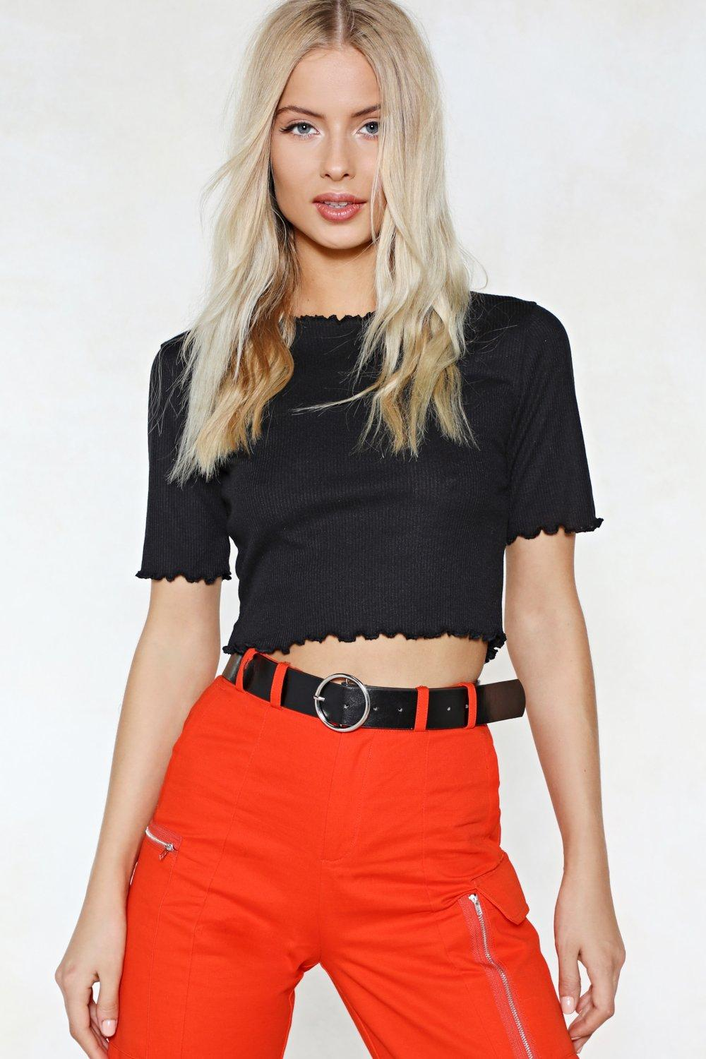 1d27c339831 Small Town Girl Crop Top | Shop Clothes at Nasty Gal!