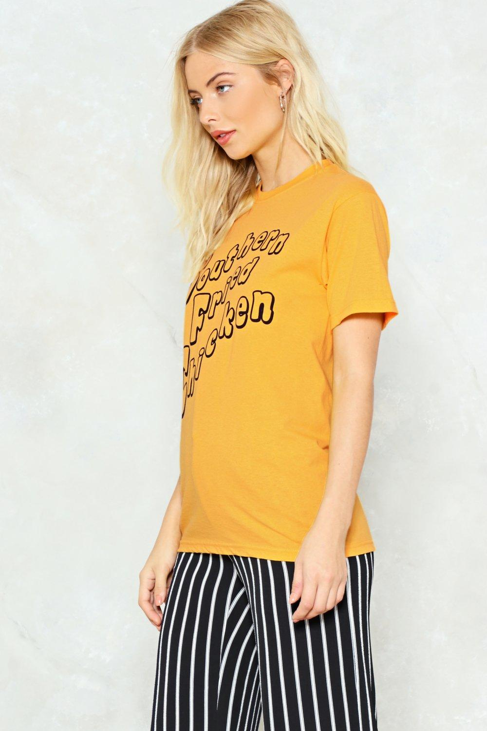 b87666c2912bc5 Southern Fried Chicken Tee | Shop Clothes at Nasty Gal!