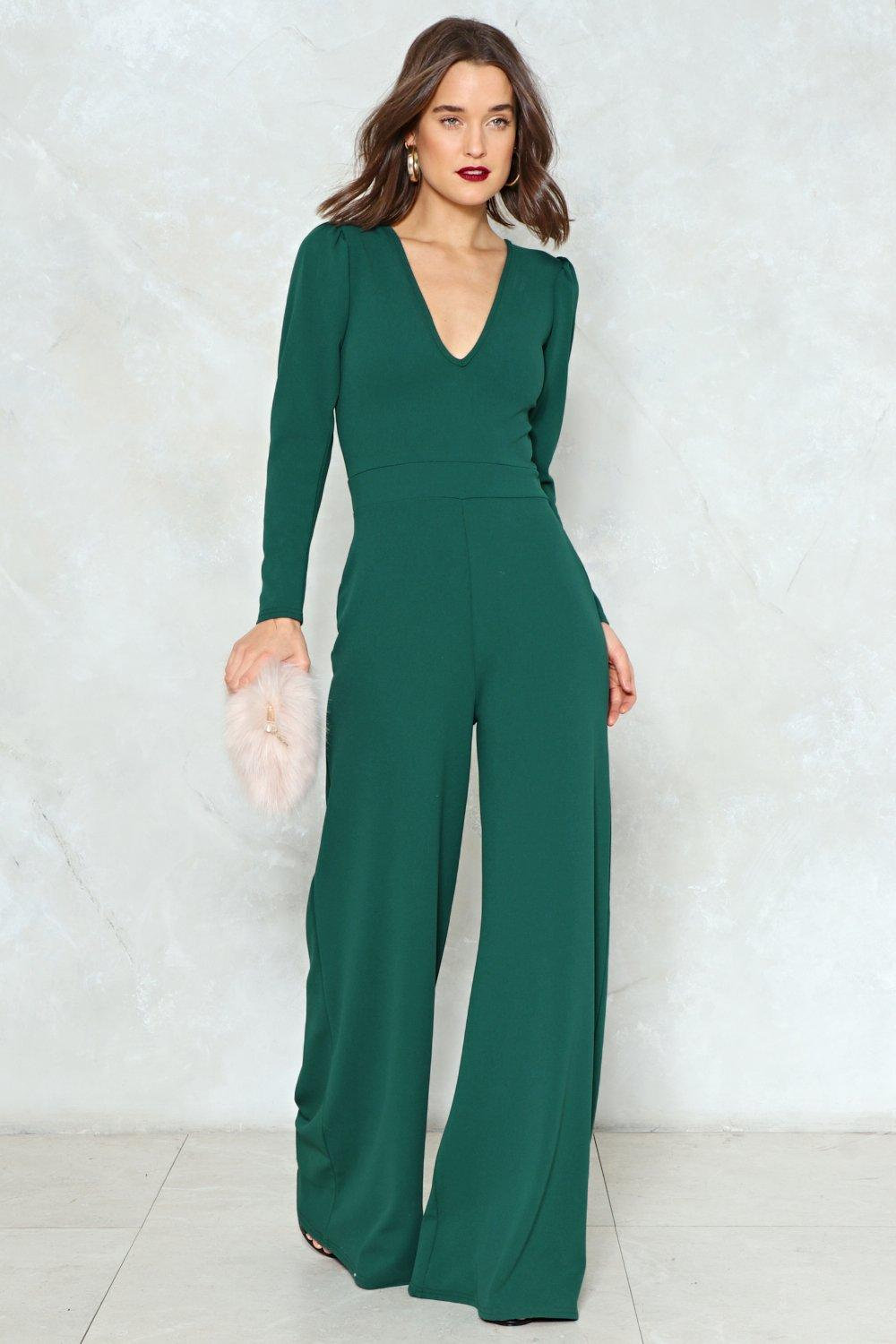 209ed3bc12fb The Jump Off Wide-Leg Jumpsuit | Shop Clothes at Nasty Gal!