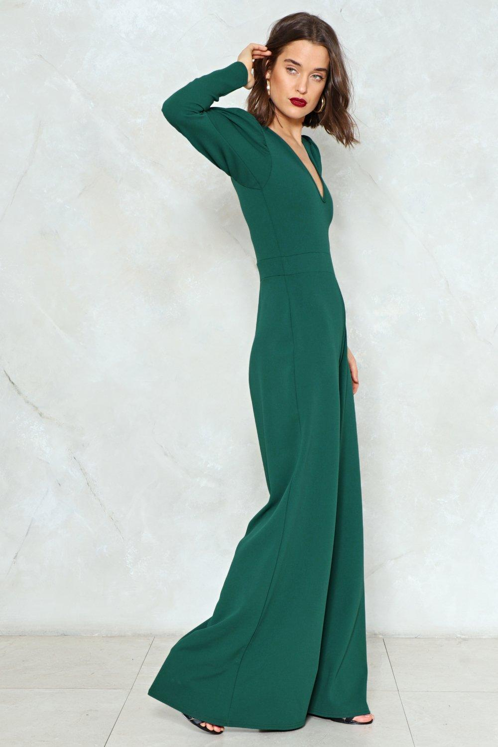 c62cd551336 The Jump Off Wide-Leg Jumpsuit. Hover to zoom