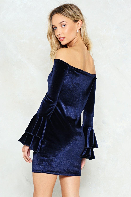 f69fefa5e4f8 Southern Swing Velvet Dress