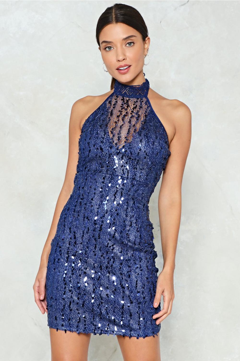 9d39b92334a96 Beyond Rhyme or Sequin Bodycon Dress | Shop Clothes at Nasty Gal!