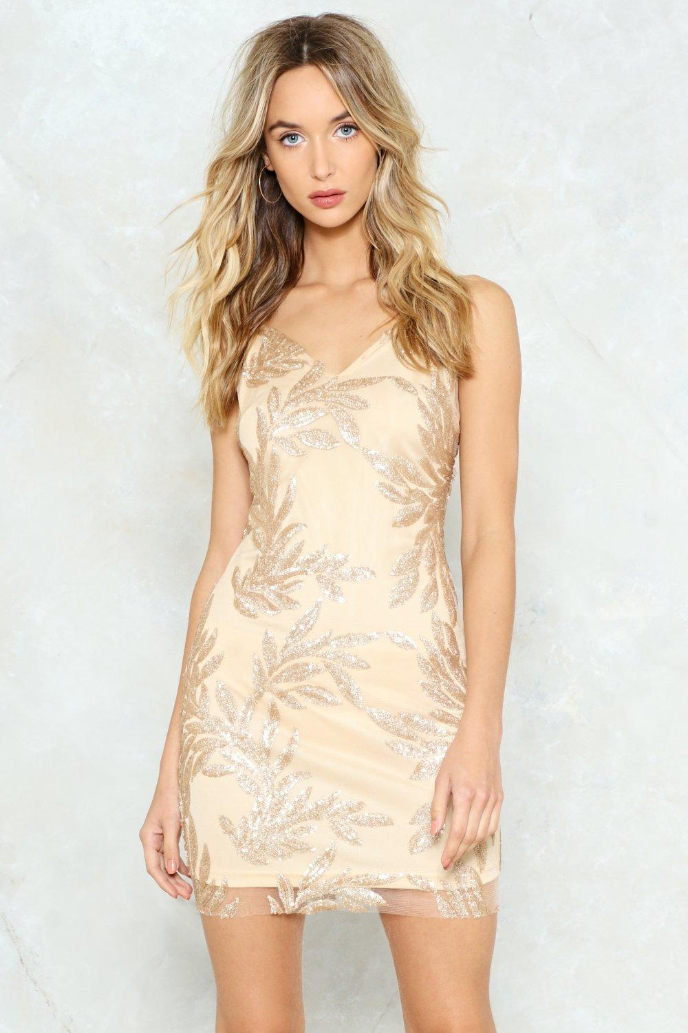 4c9fa32a66 Party On Sequin Dress   Shop Clothes at Nasty Gal!