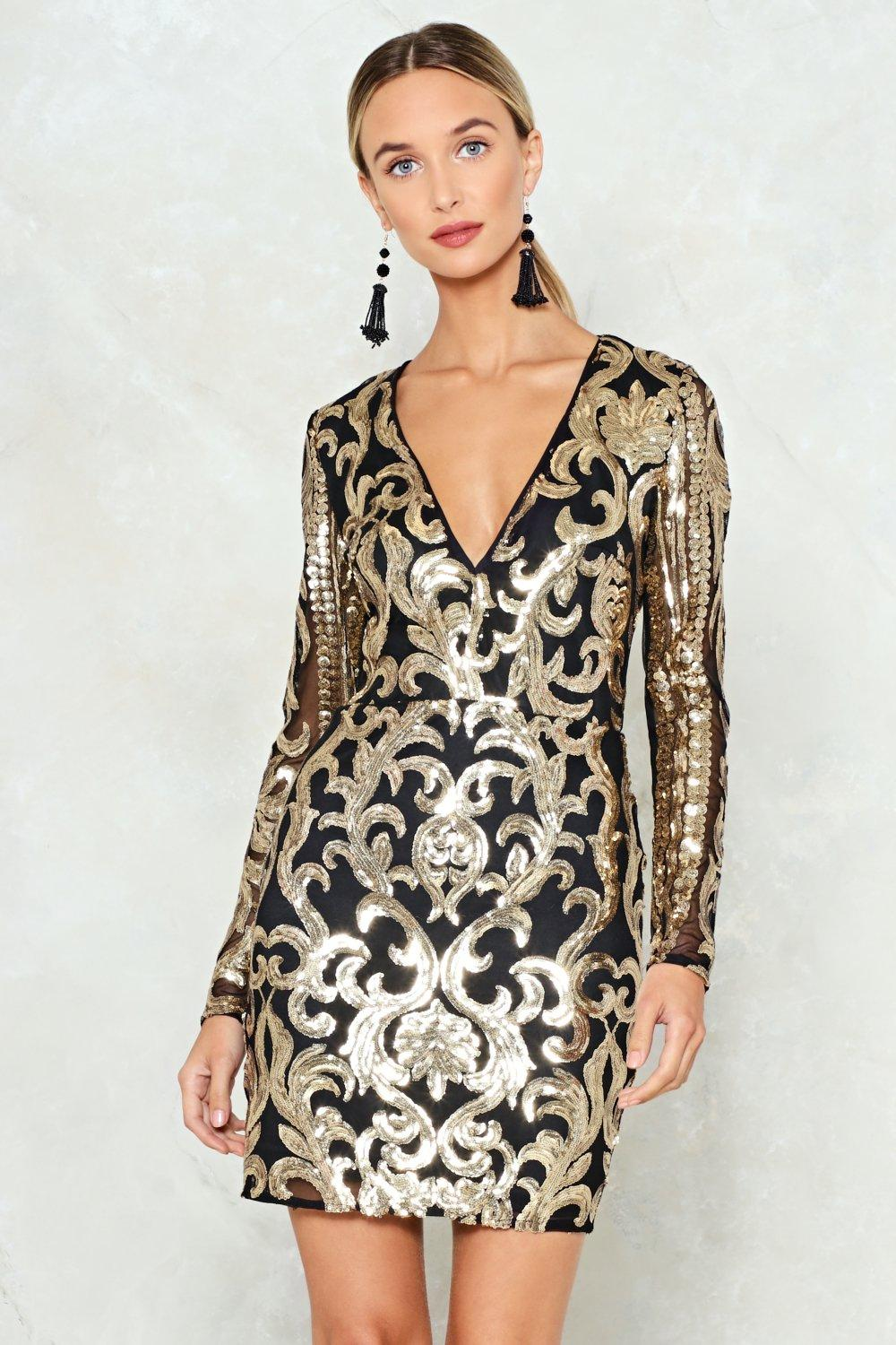48b35894 Inner Glow Sequin Dress | Shop Clothes at Nasty Gal!