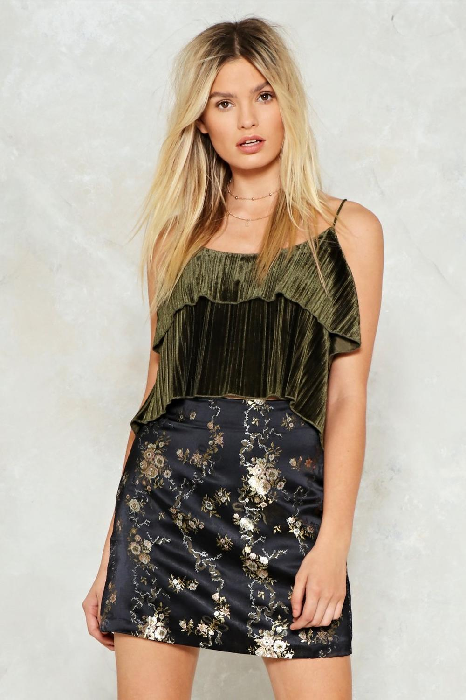 b0a80ff2b Go Jacquard or Go Home Mini Skirt | Shop Clothes at Nasty Gal!