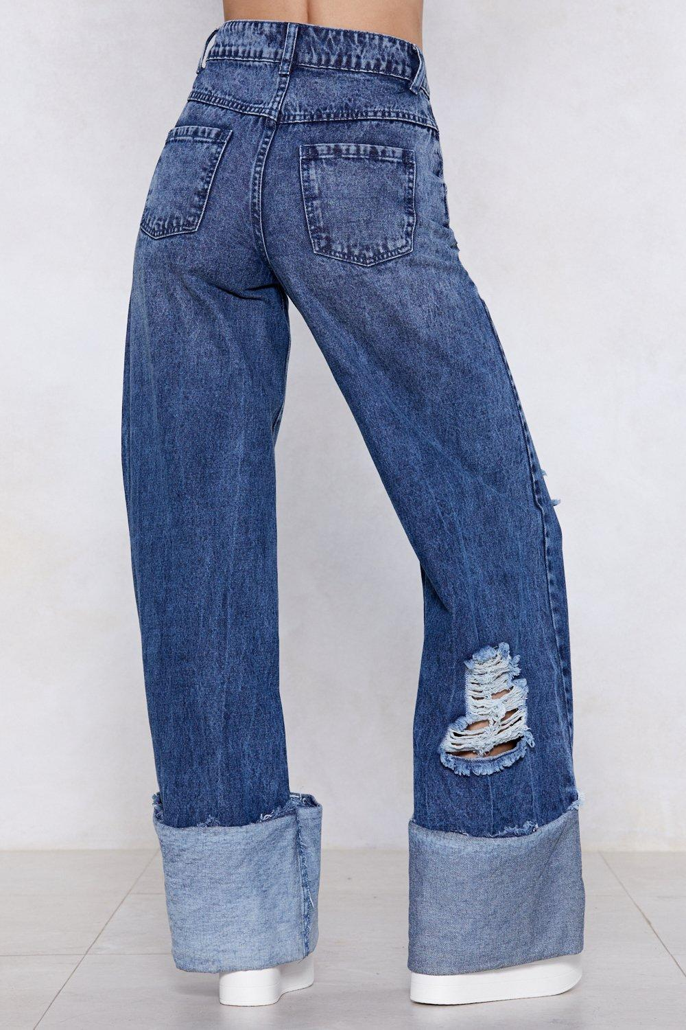93d0c8f4e Smells Like Teen Spirit Wide-Leg Jeans | Shop Clothes at Nasty Gal!